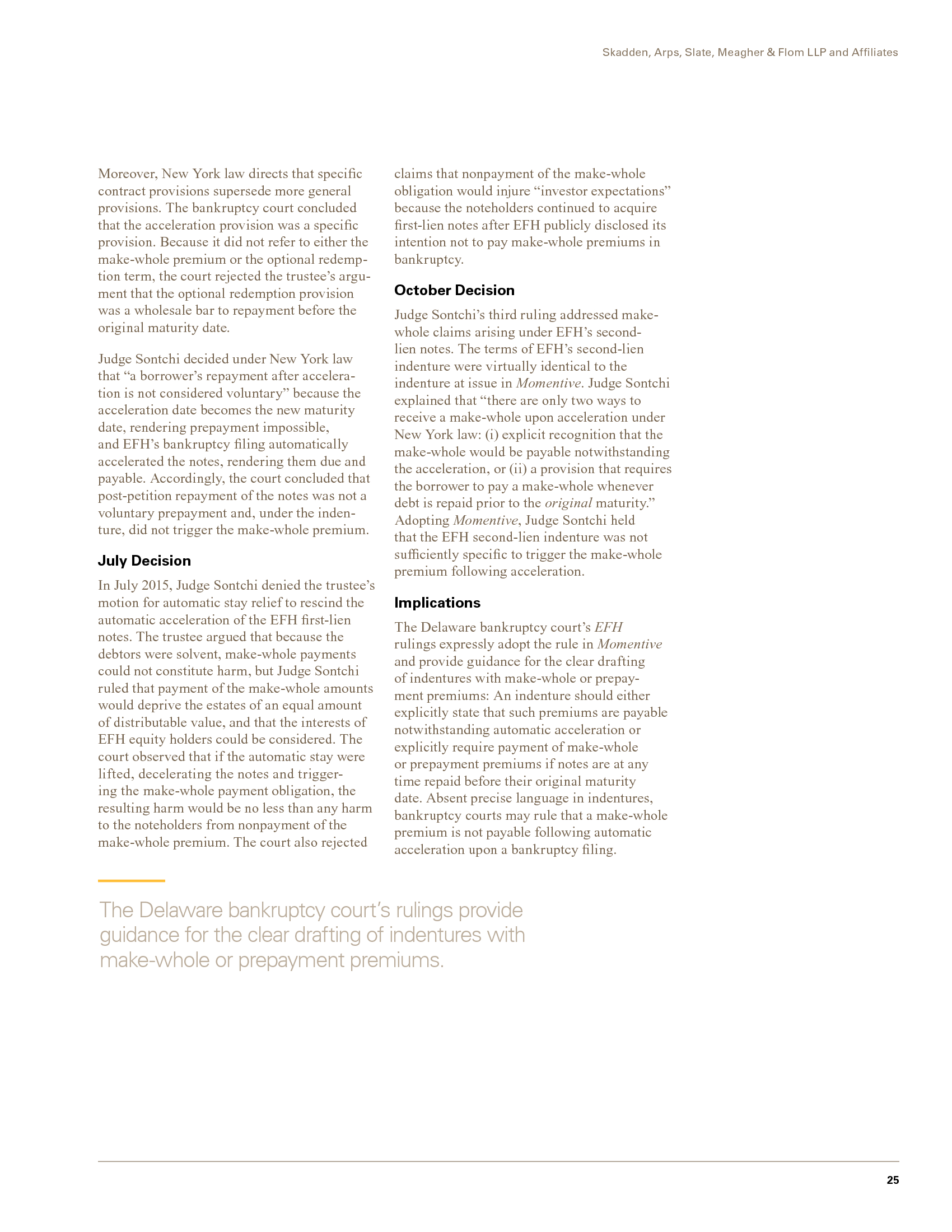 Advisorselect - 2016 Insights - A collection of memoranda