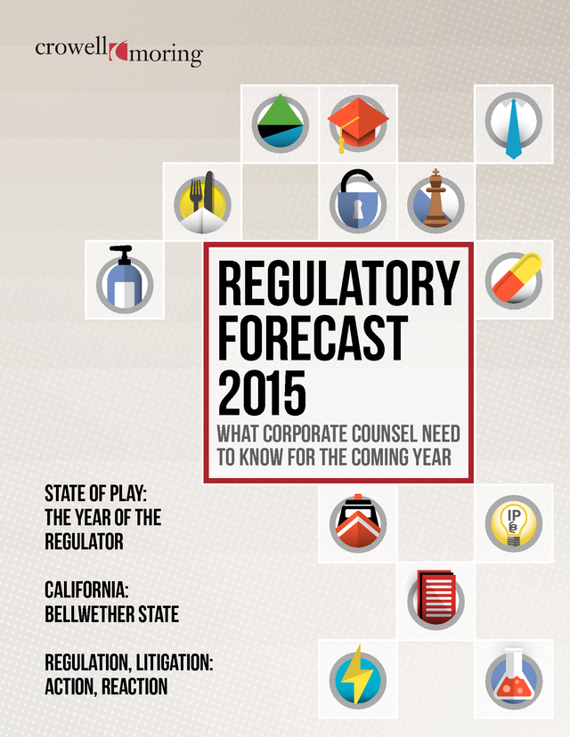 Advisorselect - Regulatory Forecast 2015 - Thriving In An