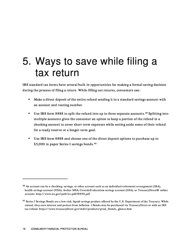 Advisorselect Increasing Saving At Tax Time And Promising