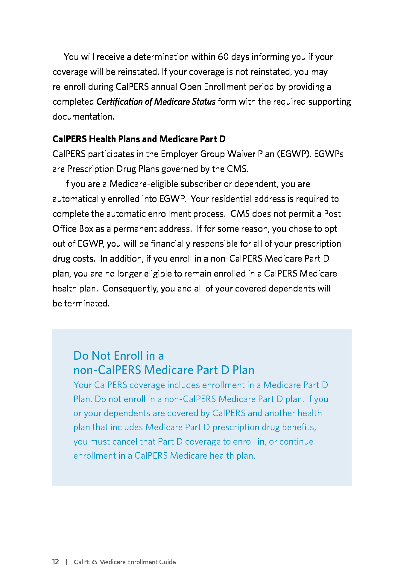 Advisorselect the calpers medicare enrollment guide line number 106 xflitez Choice Image