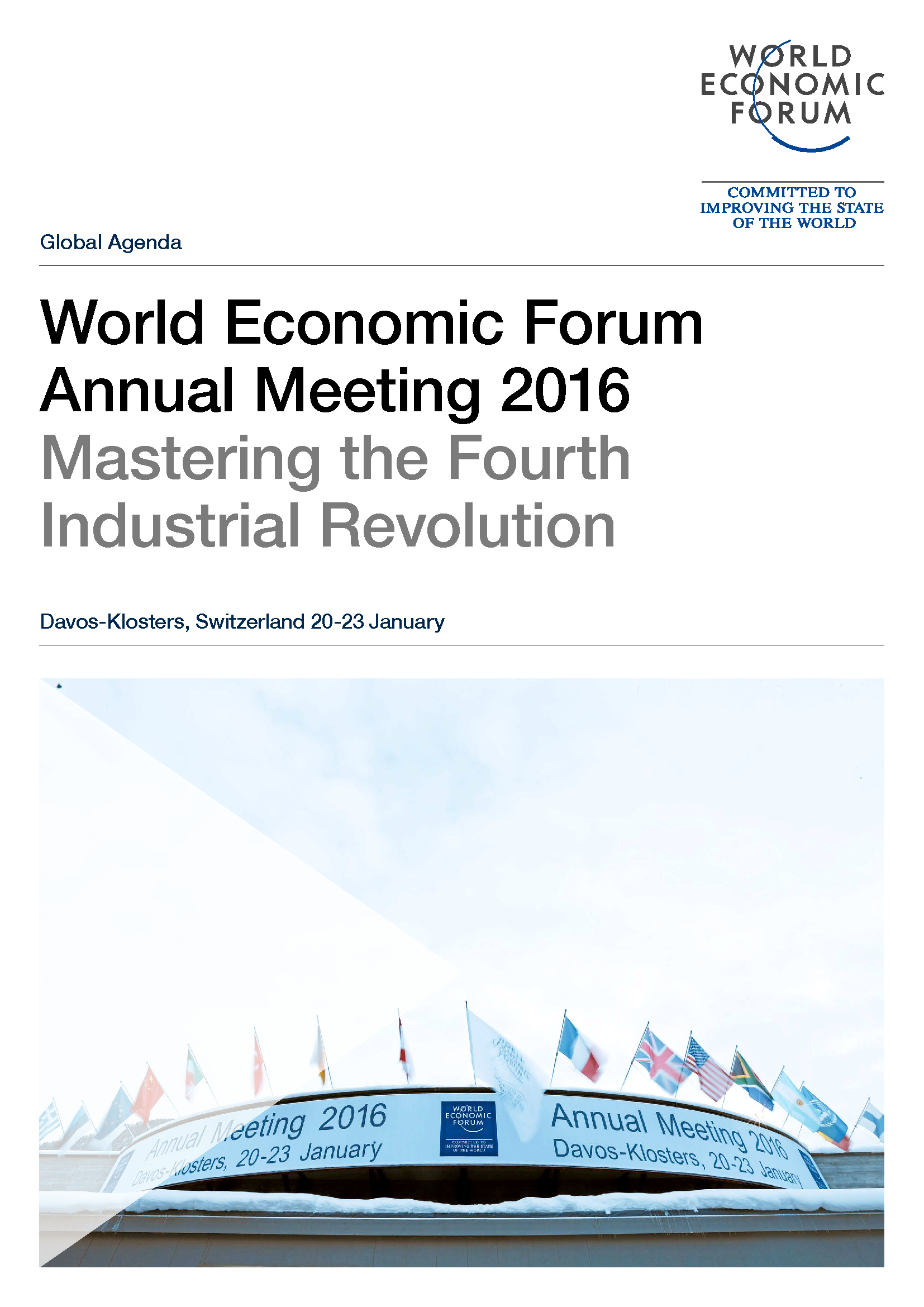 Advisorselect world economic forum annual meeting 2016 mastering line number 106 malvernweather Choice Image