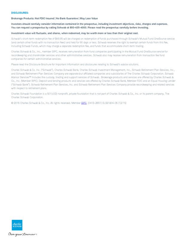 Advisorselect - Corporate Fact Sheet