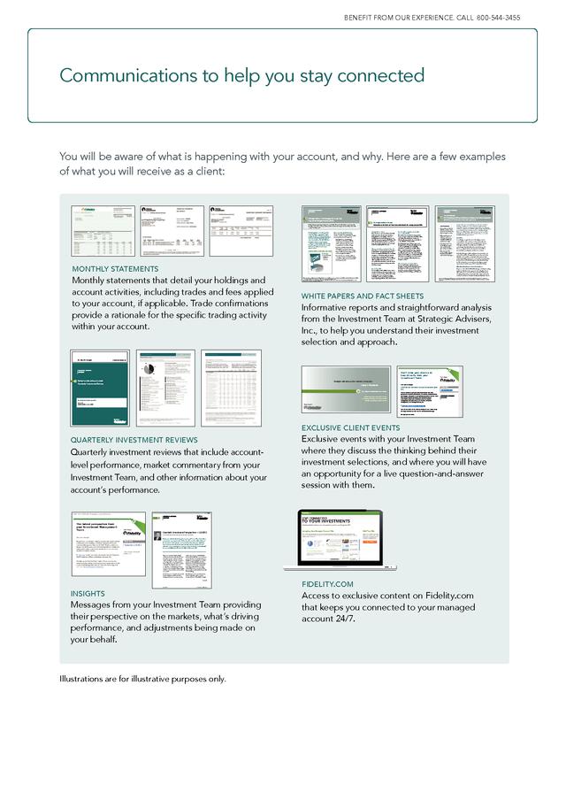 Advisorselect - Fidelity Portfolio Advisory Service
