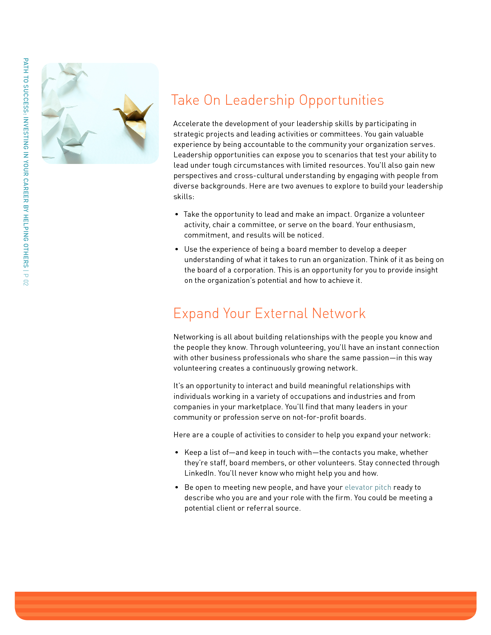 Advisorselect - Path to Success: Investing in Your Career by