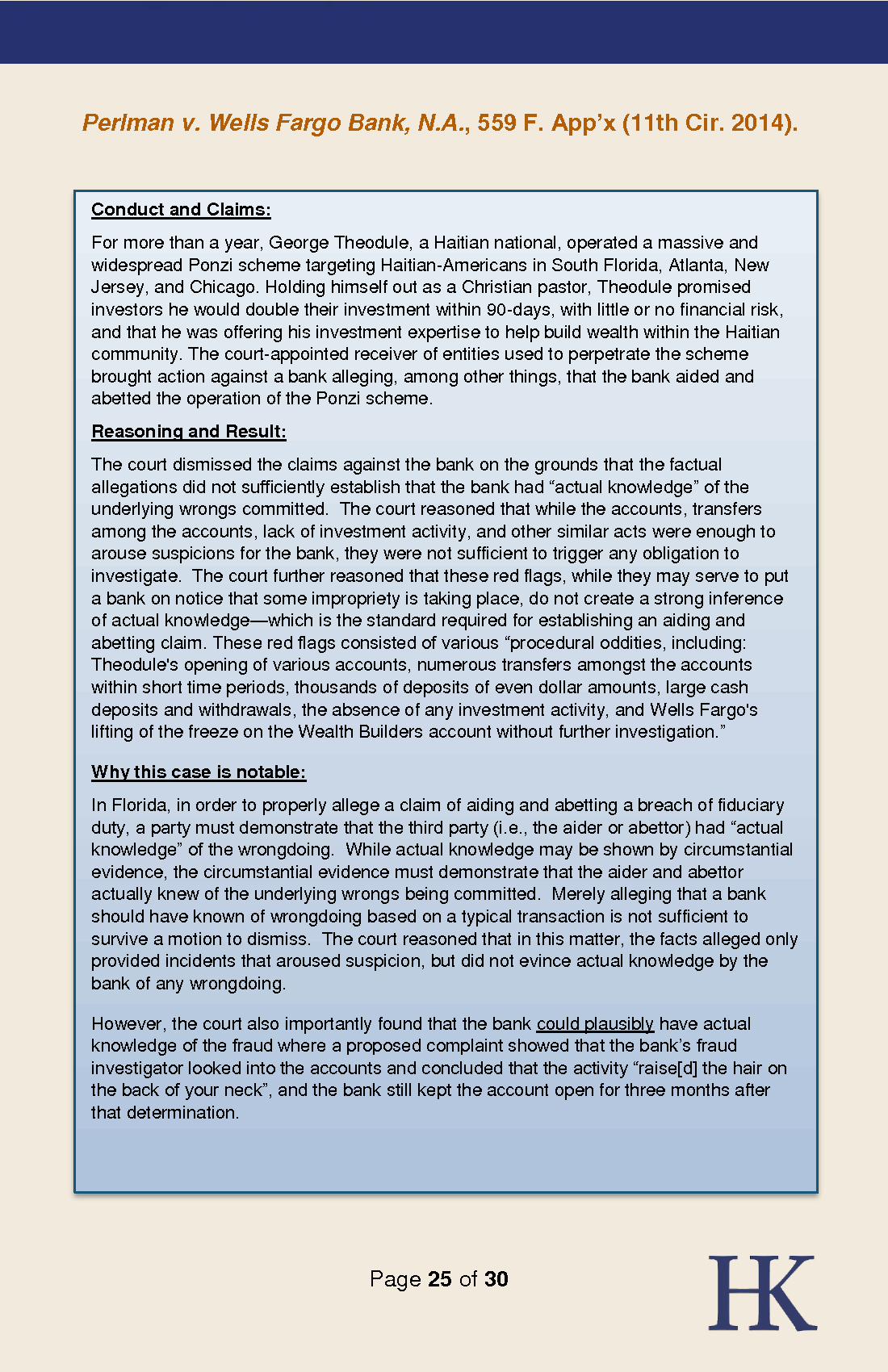 Advisorselect - The Fiduciary Monitor – First Quarter 2016 - new and ...