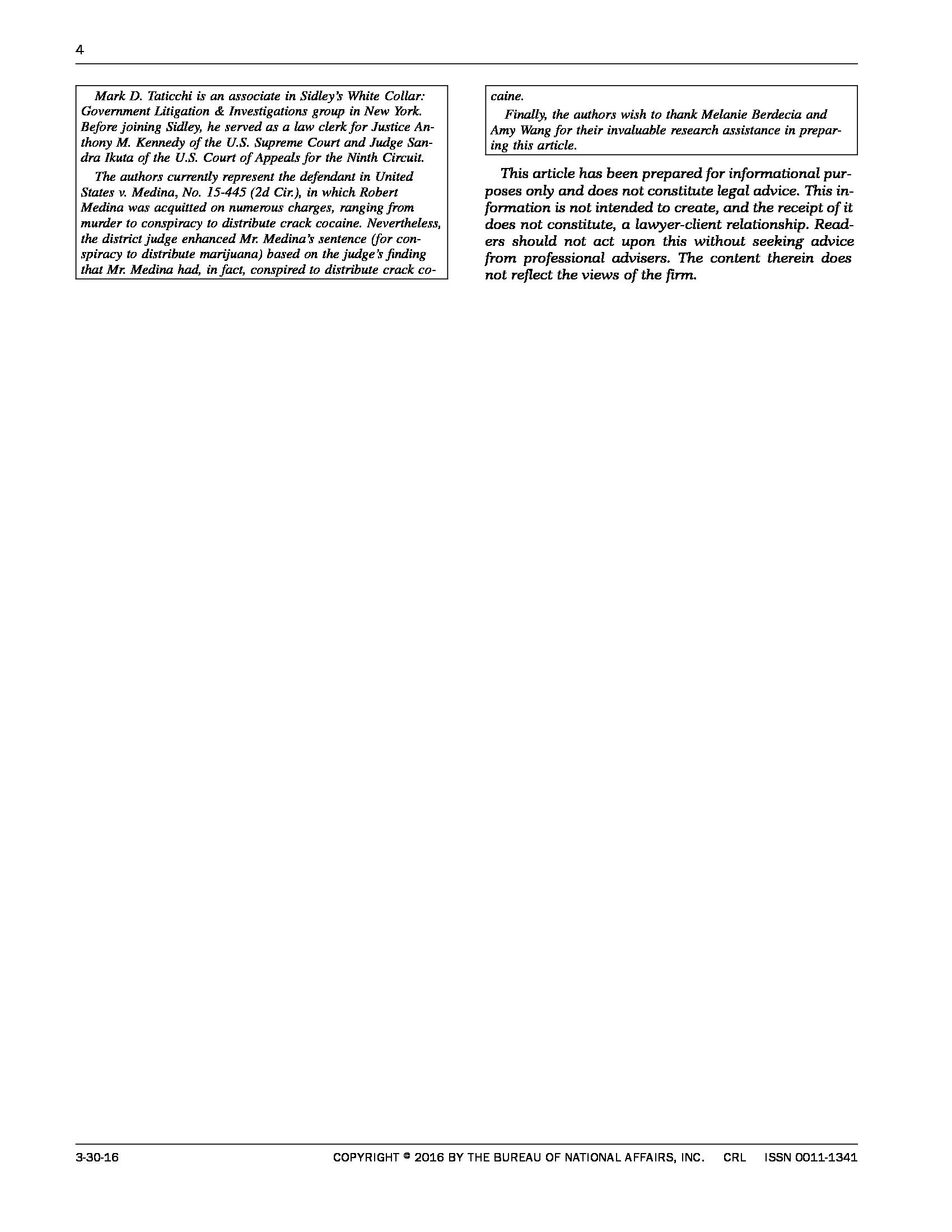 foto de Advisorselect - A Current Perspective on the Sixth Amendment and ...
